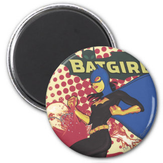Batgirl Magnet