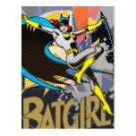 Batgirl Mid Air