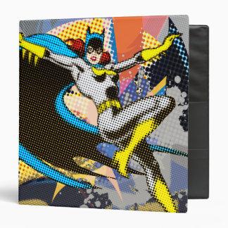 """Batgirl Mid Air Carpeta 1 1/2"""""""