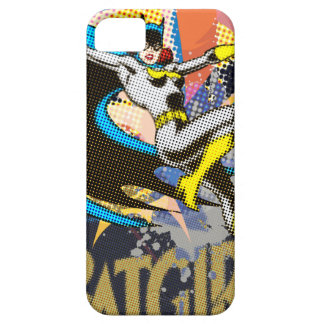 Batgirl Mid-Air iPhone SE/5/5s Case