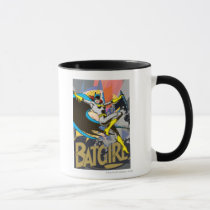 batgirl, monthly trend, gotham, comic book style, art, Mug with custom graphic design