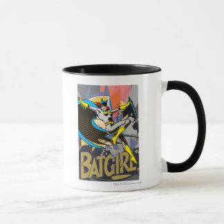 Batgirl Mid Air Taza