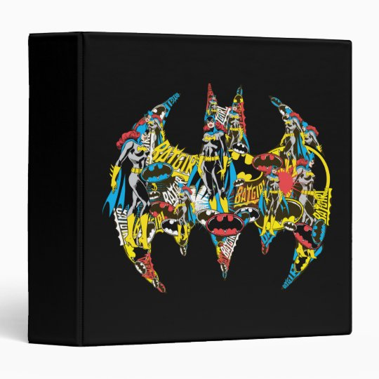 Batgirl - Murderous 3 Ring Binder