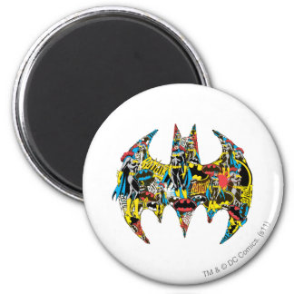 Batgirl - Murderous Fridge Magnet