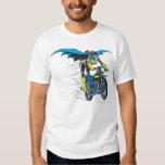 Batgirl on Batcycle T-shirt