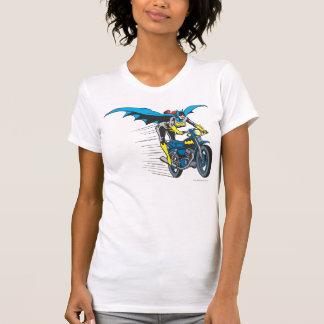 Batgirl on Batcycle T Shirt