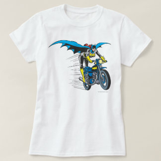 Batgirl on Batcycle T-Shirt