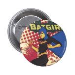 Batgirl Pinback Buttons