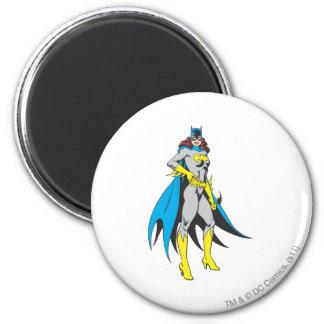 Batgirl Poses Magnet