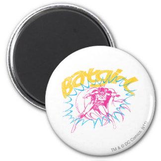 Batgirl Power Magnet