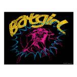 Batgirl Power Postcard
