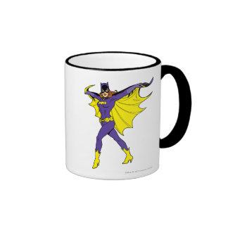 Batgirl Ringer Mug