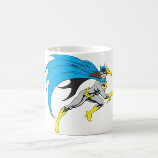 Batgirl Runs Classic White Coffee Mug