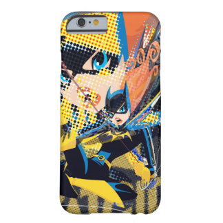 Batgirl Swinging Kick Barely There iPhone 6 Case
