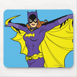 Batgirl Alfombrilla De Ratones