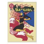 Batgirl Tarjetón