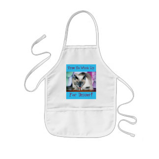 Bath 4 Harmony/Time To Wash Up Kids Apron