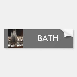 Bath Abbey,Bath,England Bumper Sticker