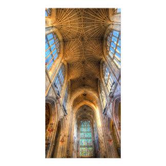 Bath Abbey Card
