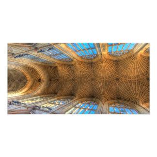 Bath Abbey Ceiling Card