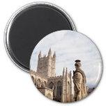 Bath Abbey Fridge Magnet