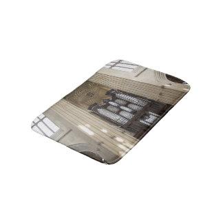 Bath Abbey organ bath mat