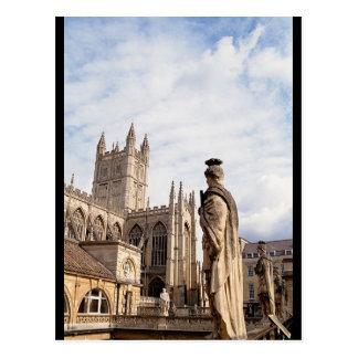 Bath Abbey Postcard