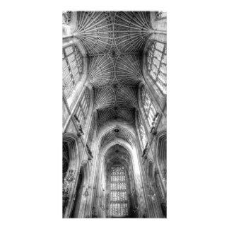 Bath Abbey Somerset England Card