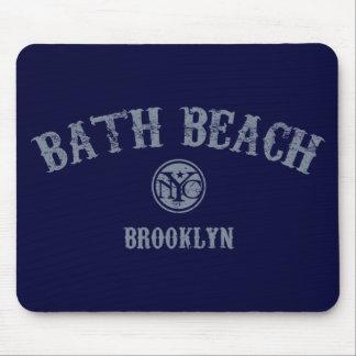 Bath Beach Mousepads