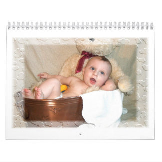 Bath Boy 2010 Calendar