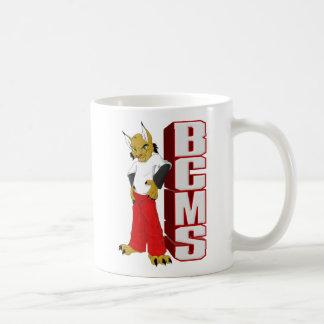 Bath County Wildcat Mug