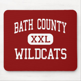 Bath County - Wildcats - Middle - Owingsville Mouse Pad