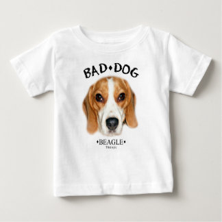 Bath Dog Beagle (colored) baby sweater