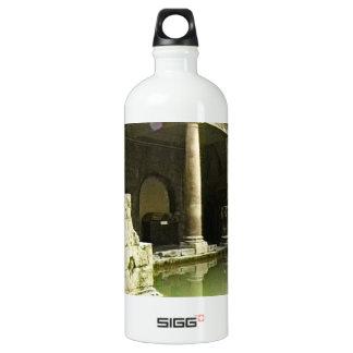 Bath England 1986 Roman Bath1 snap-18333 jGibney T Aluminum Water Bottle