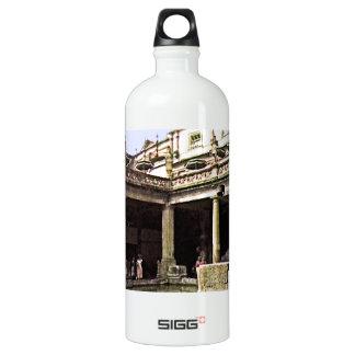 Bath England 1986 Roman Bath1c snap-17814b jGibney Aluminum Water Bottle
