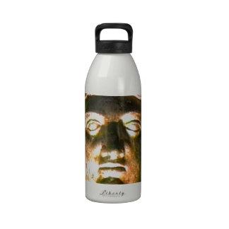 Bath England 1986 Roman Goddess1 snap-15223 jGibne Reusable Water Bottle