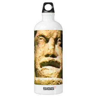 Bath England 1986 Roman Man Statue1 snap-17443 jGi Aluminum Water Bottle