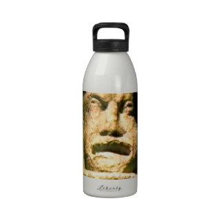 Bath England 1986 Roman Man Statue1 snap-17443 jGi Reusable Water Bottles