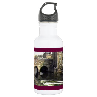 Bath England 1986 snap-11409a jGibney The MUSEUM Z Stainless Steel Water Bottle
