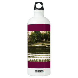 Bath England 1986 snap-11510a jGibney The MUSEUM Z Water Bottle