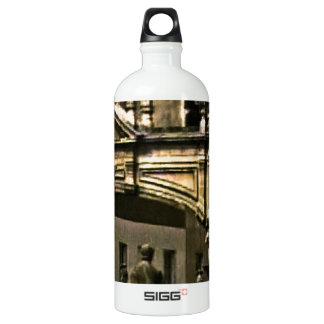 Bath England 1986 snap-12018 jGibney The MUSEUM Za Aluminum Water Bottle