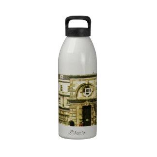 Bath England 1986 snap-12152 jGibney The MUSEUM Za Reusable Water Bottle