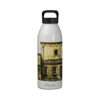 Bath England 1986 snap-12280 jGibney The MUSEUM Za Drinking Bottle