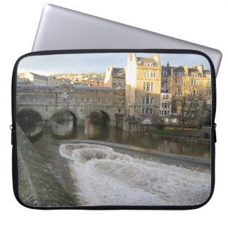 Bath England laptop sleeve