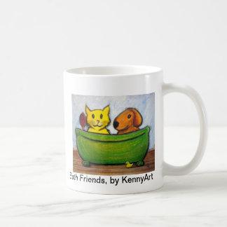 Bath Friends Coffee Mug