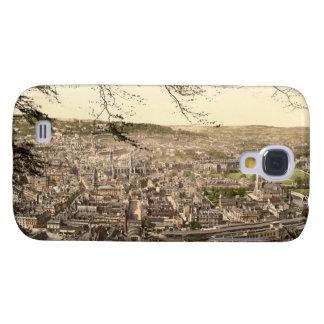 Bath from Beechen Cliff, England Galaxy S4 Case