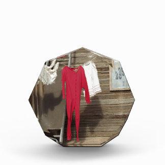 Bath House Acrylic Award