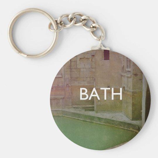 Bath Keychain