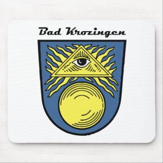 Bath Krozingen Mouse Pad