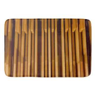 Bath mat for organists. Bath Mats   Rugs   Zazzle